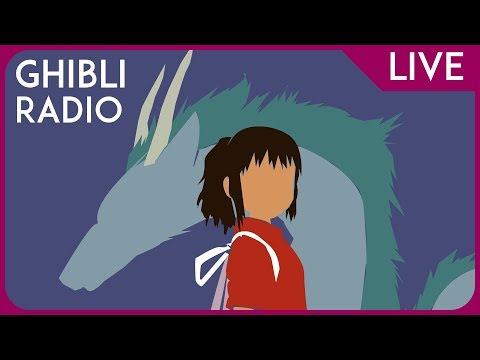 STUDIO GHIBLI MUSIC LIVE RADIO 「24/7」 🔴 スタジオジブリ音楽