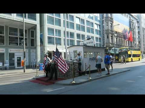 One Minute: Checkpoint Charlie, Berlin, Germany