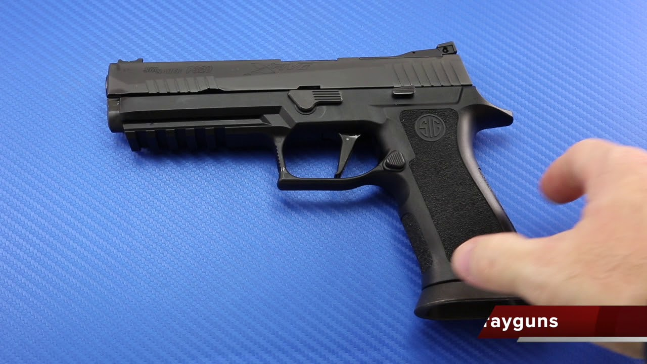 Review of the Gen 2 SIG P320 X-Five