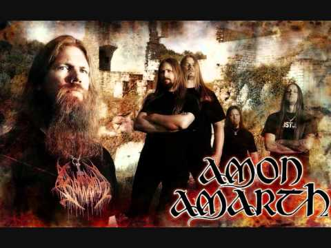 Amon Amarth - Pursuit Of Vikings [HD]