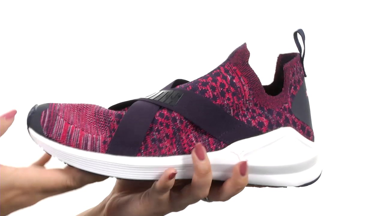 PUMA Fierce Evoknit SKU 8858797 - YouTube e6aa275d6