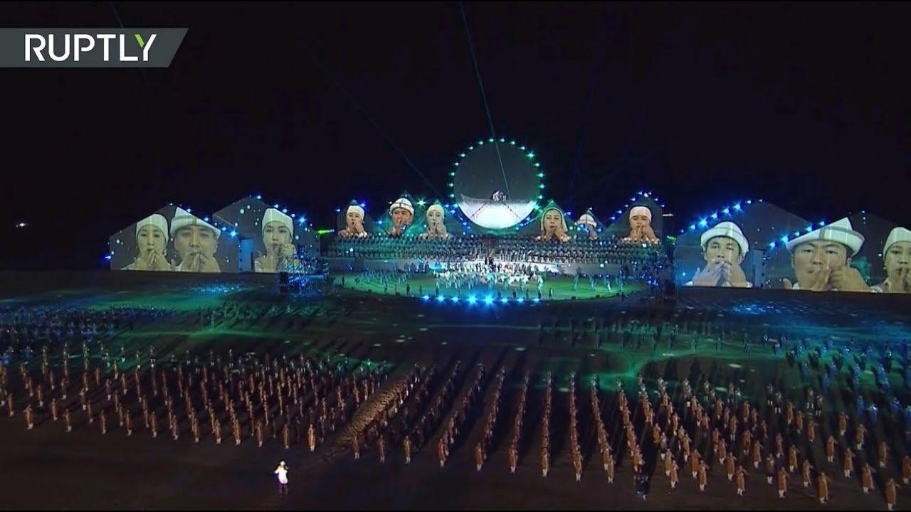 В Киргизии начались Всемирные игры кочевников
