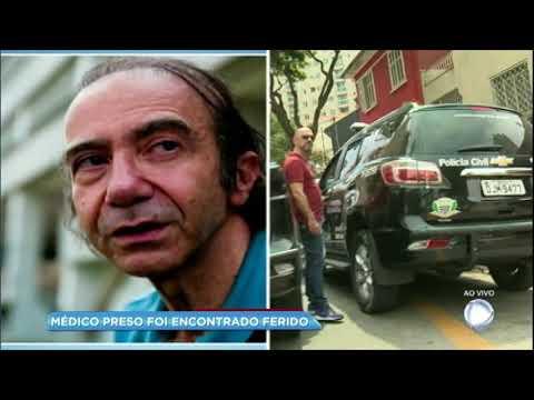 Ex-médico Farah Jorge Farah é encontrado morto dentro de casa
