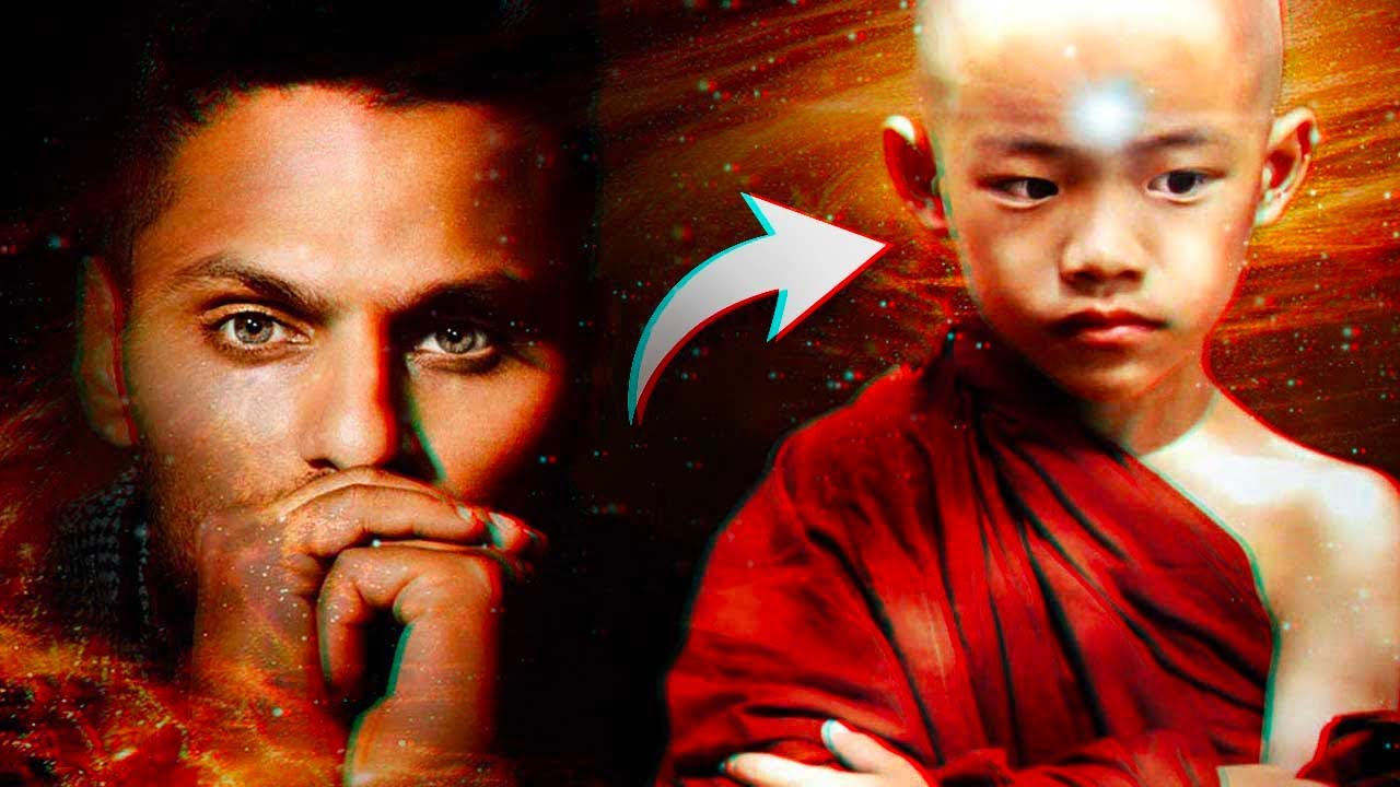 La leçon d'un moine de 10 ans !