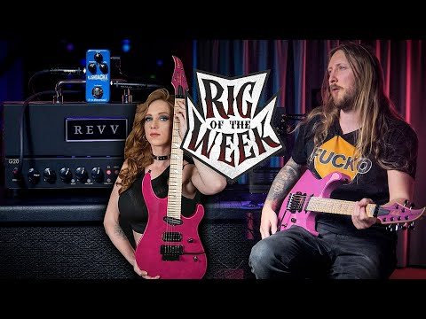 RIG OF THE WEEK - Caparison Courtney Cox & Revv G20