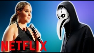 AMY SCHUMER  NETFLIX SPECIAL GETS PANNED.