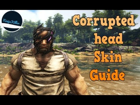 How to Unlock the Corrupted Helmet Skin on Ark Survival Evolved
