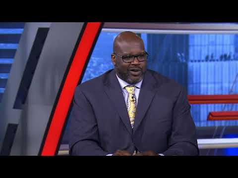 Download Shaq Reacts on Kobe Bryant Joining the NBA's 75th Anniversary Team - Inside the NBA