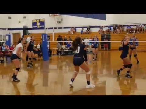 Girls Volleyball - PLP v. SLCA - August 19, 2017
