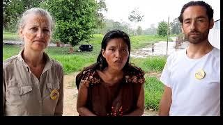 Village de Pijuayal : La Professeure s'adresse à vous !