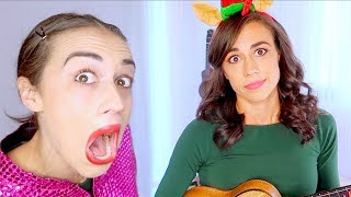 All I Want For Christmas Is You - MIRANDA & COLLEEN DUET!
