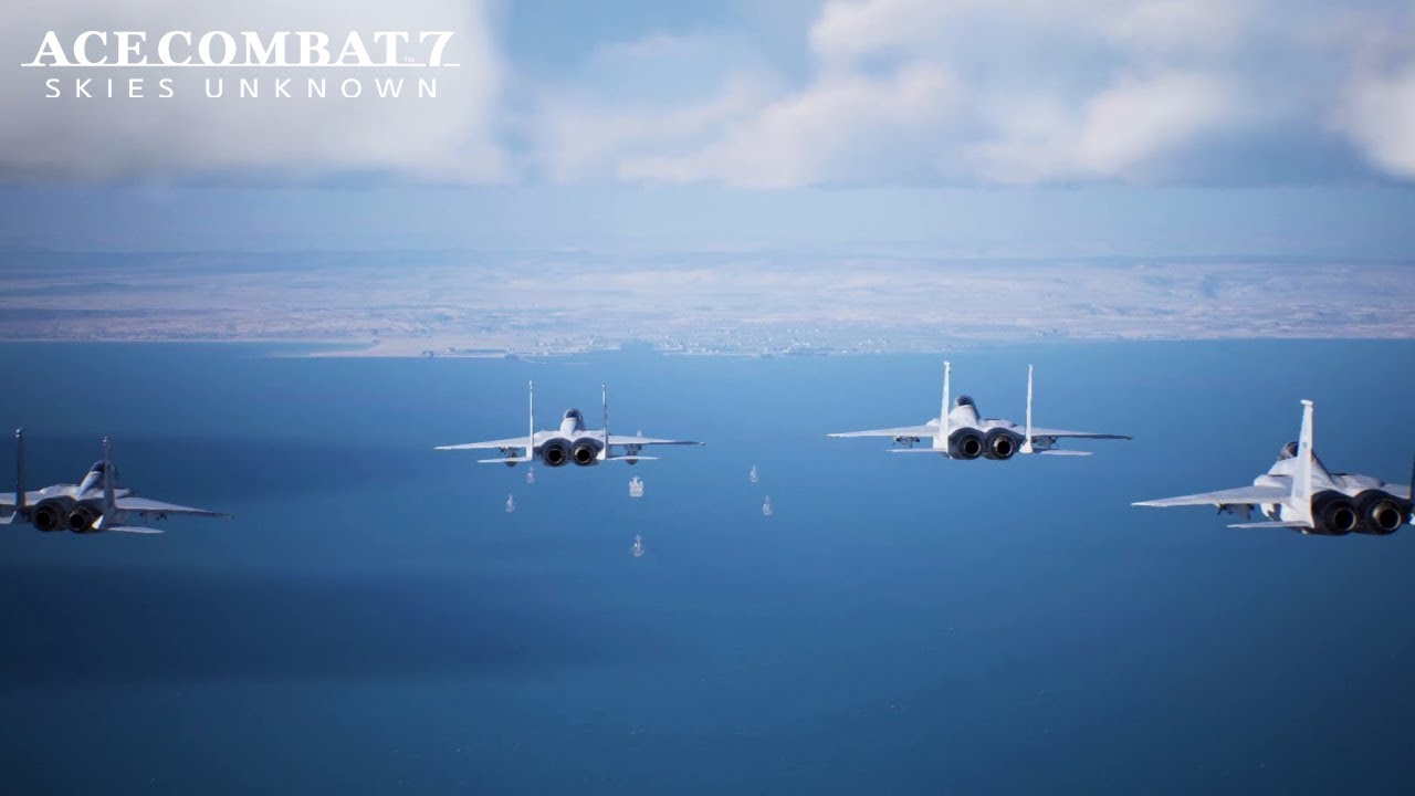 Ace Combat 7 to release 4th DLC