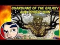 Guardians of the Galaxy Rescue Spider-Man! - ANAD Complete Story