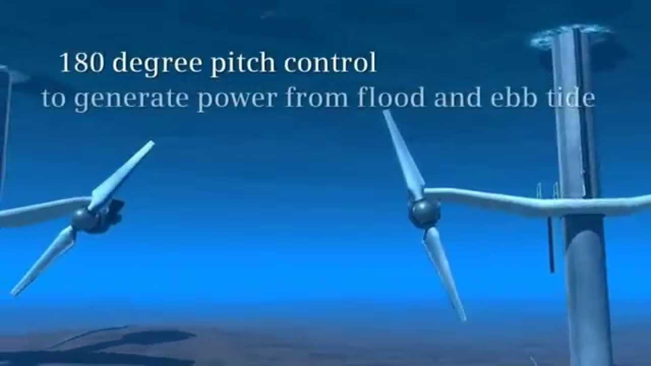 Energie-oplossingen: Getijdenenergie