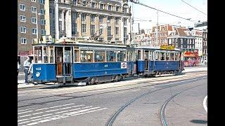 Amsterdam tourist tram ride - August 2012