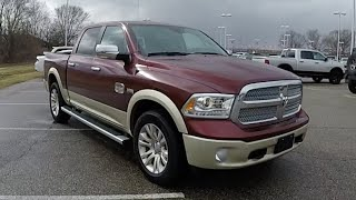 Dodge Ram Laramie Longhorn Videos