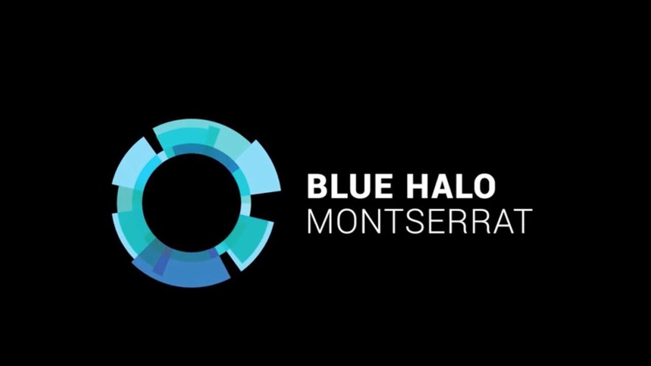 Blue Halo Montserrat