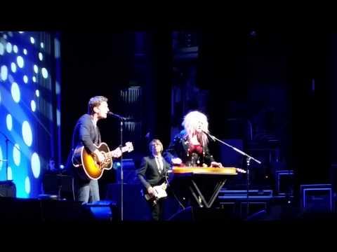 12.06.14 Rob Thomas & Cyndi Lauper