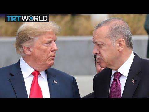 US-Turkey Relations: US senator to meet president Erdogan in Ankara
