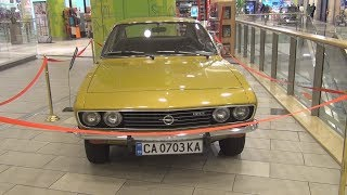 Opel Manta A (1971) Exterior Walkaround