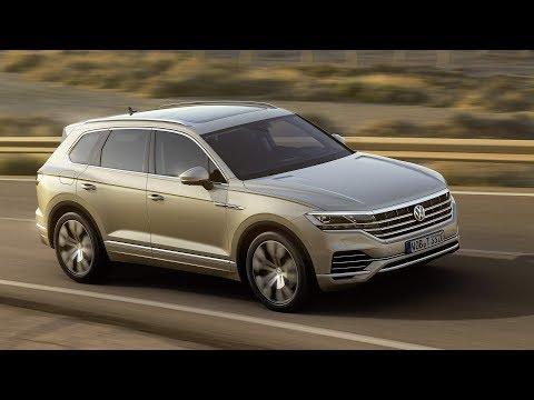 Volkswagen Touareg 2018: detalhes e especificações oficiais - www.car.blog.br