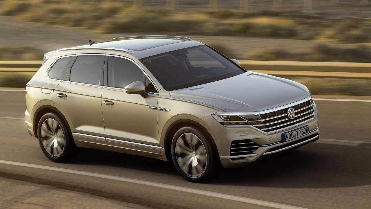 Volkswagen Touareg 2018 Detalhes E Especificações Oficiais Www Car Blog Br