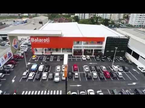 Balaroti - Cobertura Do Evento De Reinauguração Da Loja De Joinville - SC