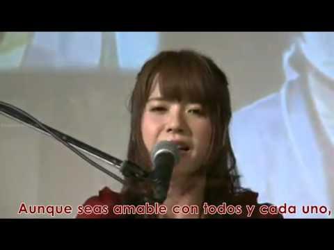 Fujita Maiko - Koiwazurai ( 恋煩い ) Sub Español | LIVE