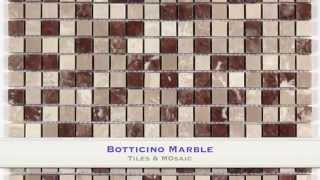 Premium Botticino Marble Tiles Mosaics And Borders From Allmarbletiles.com