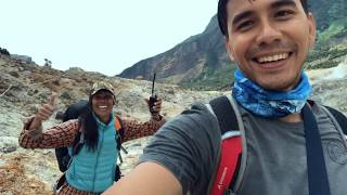 """Jalan-Jalan #5 """"Family Camping di Gunung Papandayan - part 1"""""""