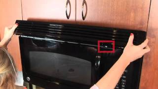 How to easily replace the charcoal filter on your microwave. Learn ...