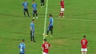 Perugia-Novara di Coppa Italia: la sintesi