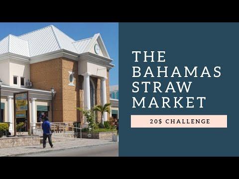 Bahamas Experience || Straw Market