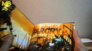 Farcry 2 Collector's Edition Unpacking/Unboxing (PS3,PC German)