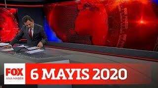 Sokaklar kalabalık! 6 Mayıs 2020 Fatih Portakal ile FOX Ana Haber
