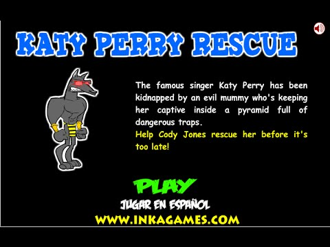 Katy Perry Rescue