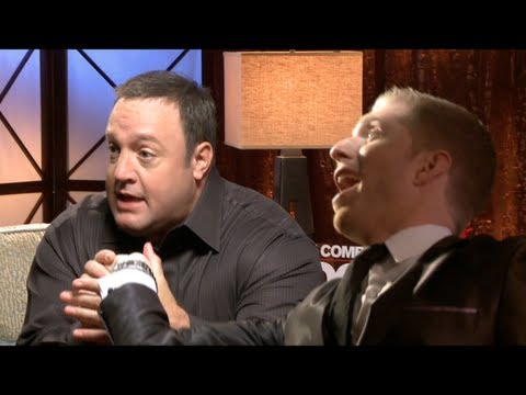Kevin James and Henry Winkler Interview for HERE COMES THE BOOM