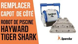 Comment remplacer les côtés de votre robot Hayward Tiger Shark ?