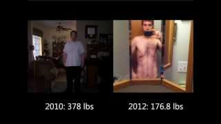 My Weight Loss Transformation OVER 200 LBS LOST.wmv