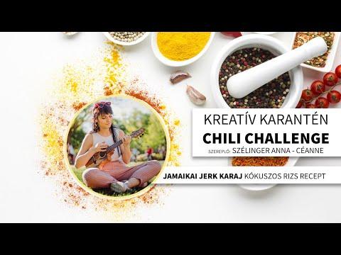 Kreatív Karantén Chili Challenge
