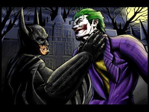 Batman Joker Killing Friends Amigos Asesinos CreepyPasta ...