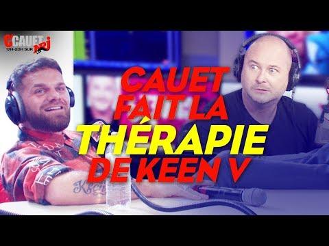 Cauet fait la thérapie de KEEN'V - C'Cauet sur NRJ