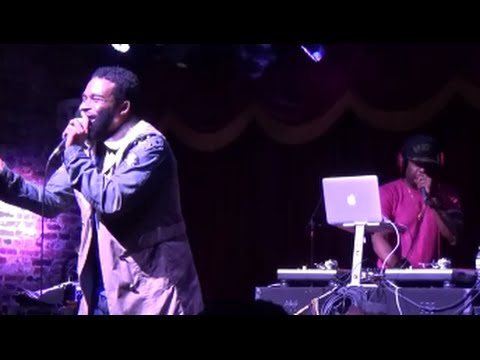 Talib Kweli DJs for Pharoahe Monch and Indie 500 @ Brooklyn Bowl