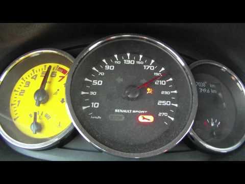 Renault Mégane RS Cup 340 ch (Motorsport)