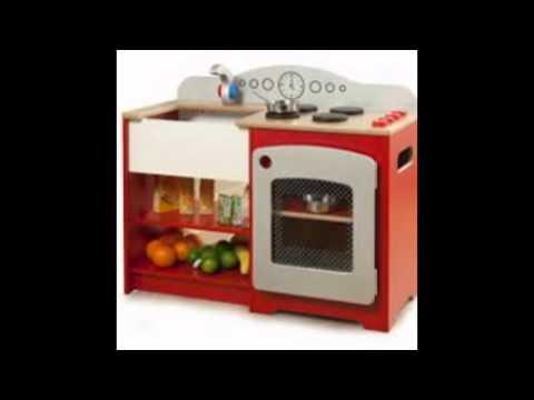 Toy Kitchen Wood