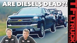 The Upcoming Chevy Silverado 3.0L Duramax Diesel Is Too Little Too Late! No, You're Wrong! Ep.9