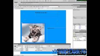 How To Make a Free Web Site With Dreamweaver CS5/CS4/CS3 + Put It Online !