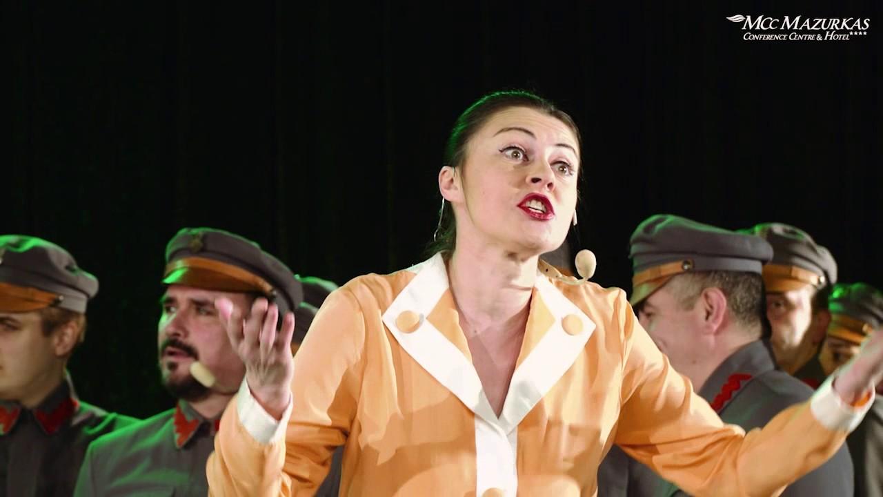 XXIV Forum Humanum Mazurkas - cz1e- koncert  Ułani