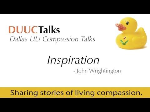 DUUCTalks 2015: Inspiration ~ John Wrightington