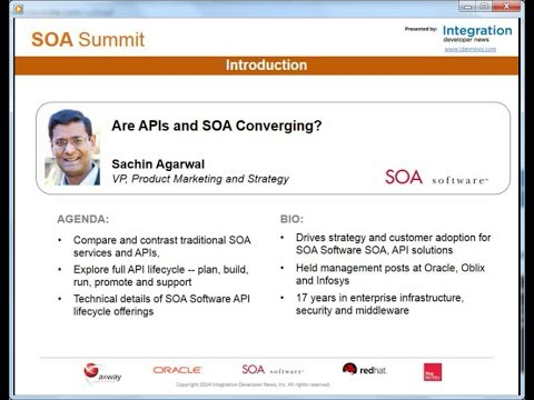 Are APIs and SOA Converging?